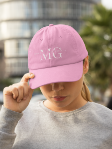 Mortgage Girlfriends pink cap (2)